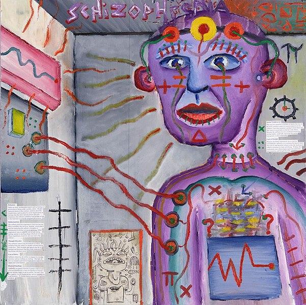 Objawy negatywne w schizofrenii
